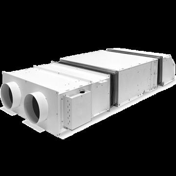 Ductable air treatment unit