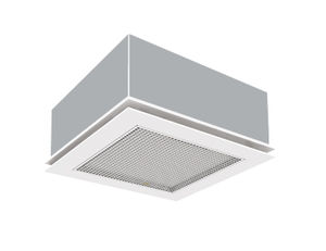 METAL FRONT PANEL | LIGHT 600x600