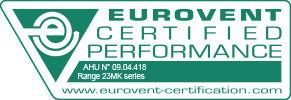 Eurovent 23MK