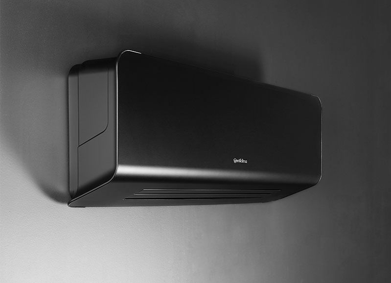 GALILEO: the new wall mounted fan coil unit 100% made in Italy