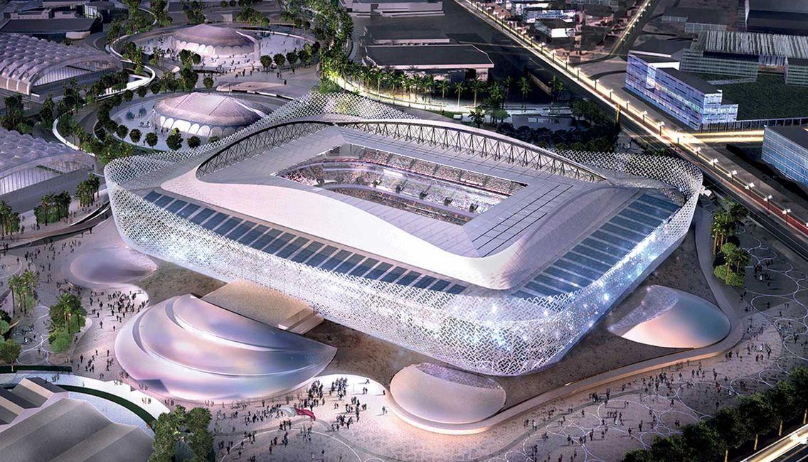 Al Rayyan Stadium| Qatar