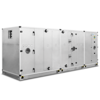 AHU for the pharmaceutical industry